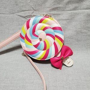 Betsy Johnson Lollipop Statement Bag